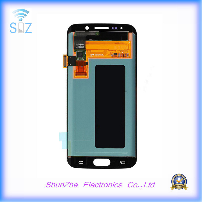 Smart Phone S6 Edge Phone LCD Screen for Samsung Galaxy S6 Edge G9250