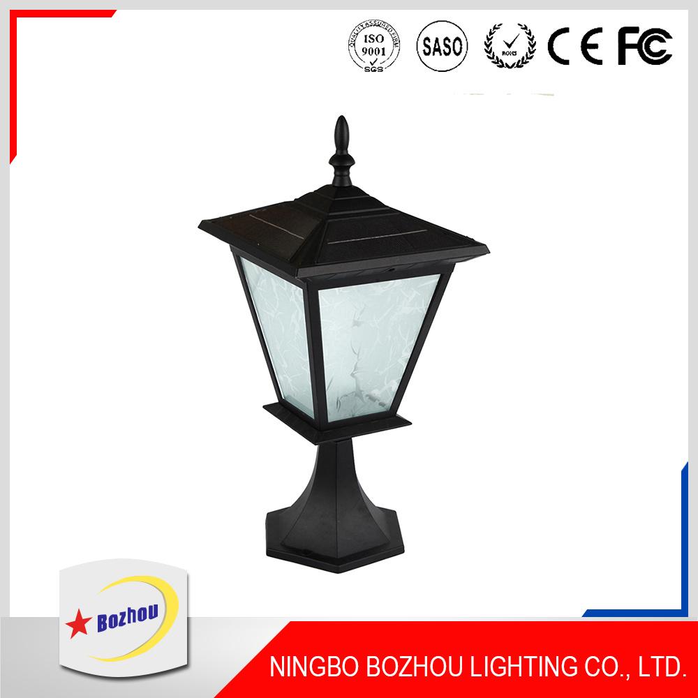 2017 New High Power Outdoor LED Garden Solar Light
