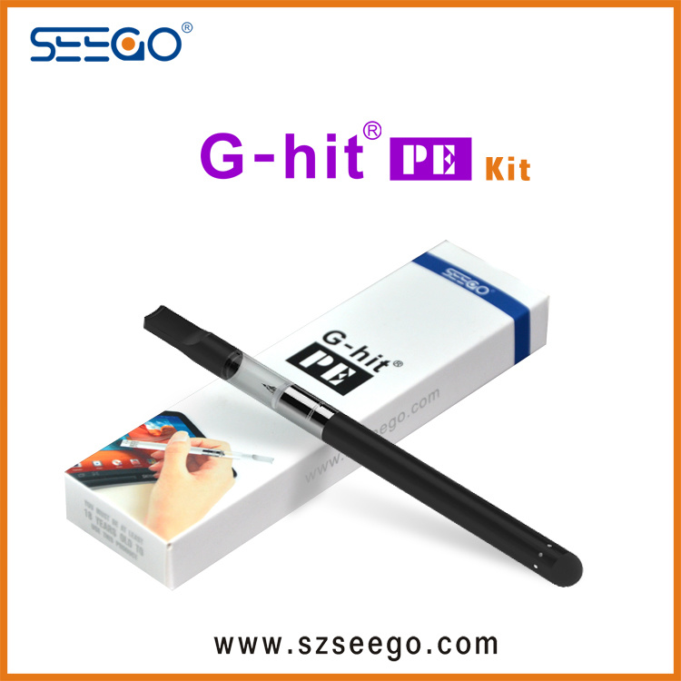 Stylus Design G-Hit PE Tank Pen Kit for Cbd E-Liquid with Touchscreen Devices