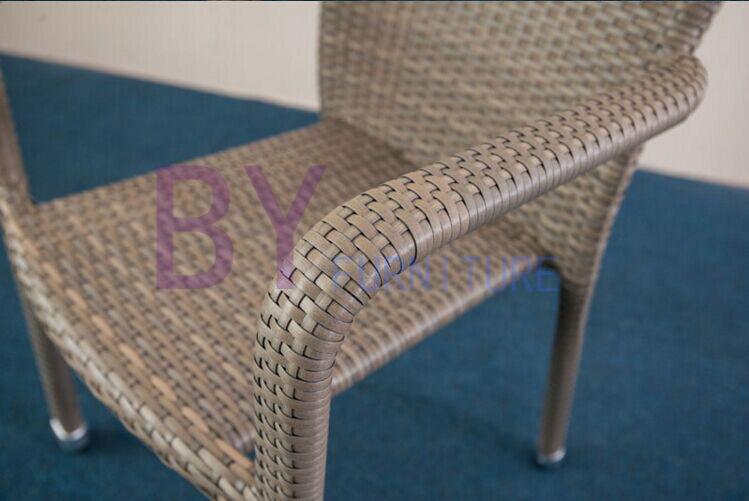 2 Seater PE Rattan Indoor Furniture