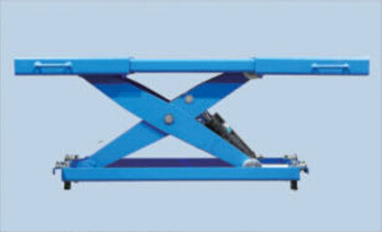 4 Post Car Lift with Wheel Alignment Function (ORL-435A)