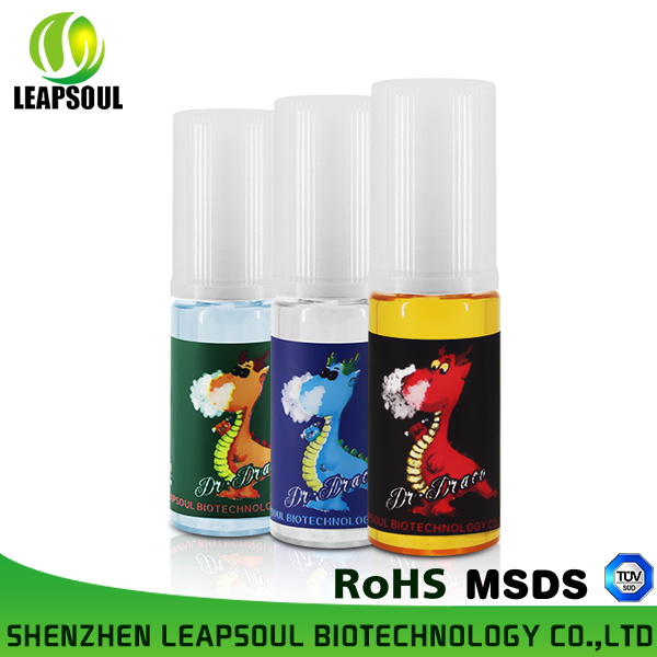 OEM/ODM Electronic Cigarette Liquid Lemon Grass Taste E Juice