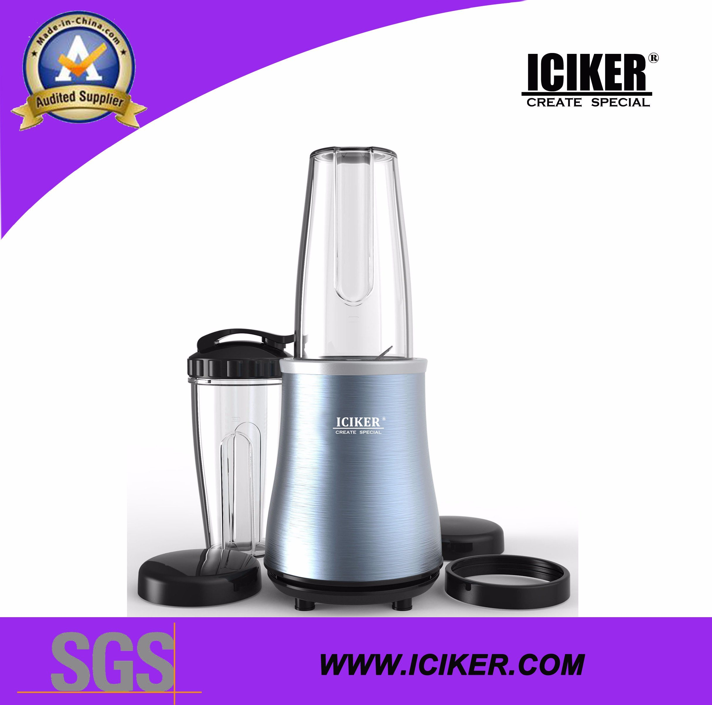 Juicer Extractor with High Speed