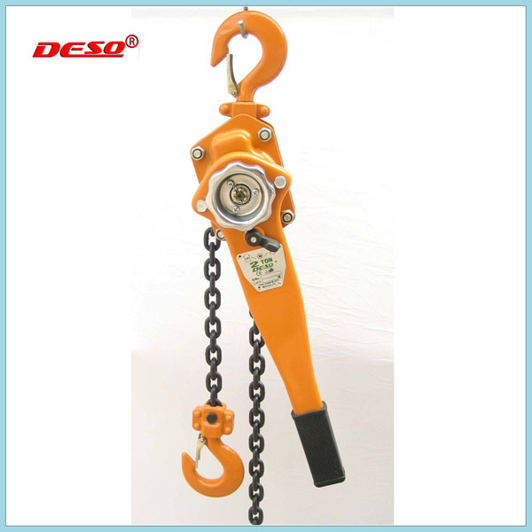 V/a Type Crane Steel Lever Chain Block