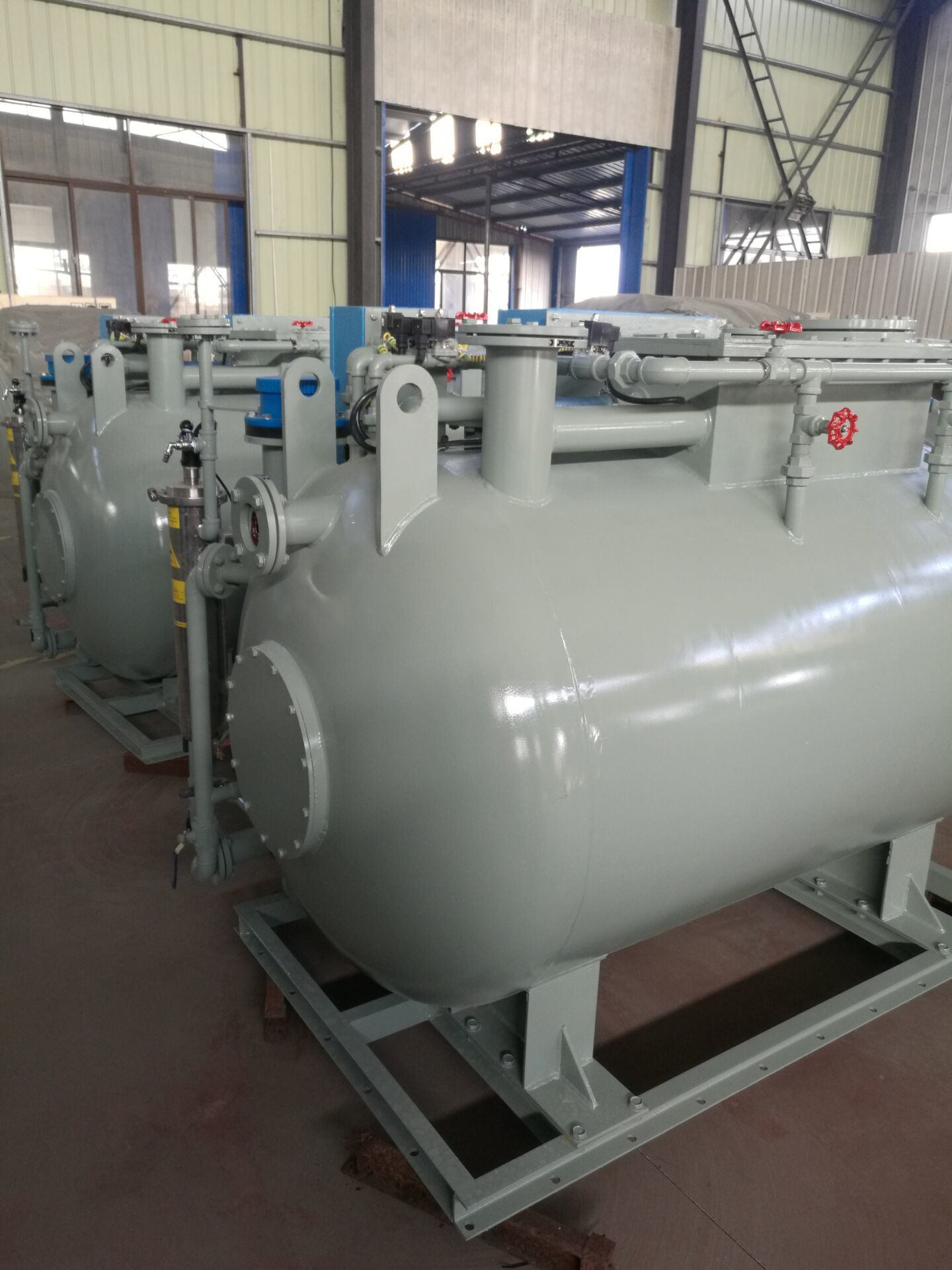 Marine Equipment Sewage Treatment Water Plant Solas Approved