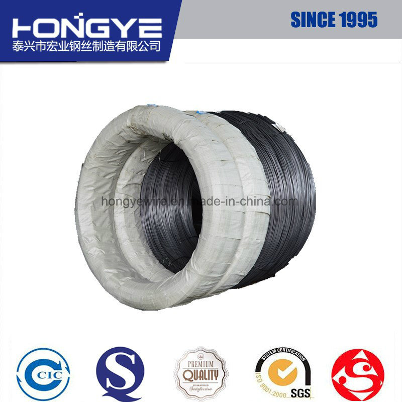 DIN 17223 En 10270 JIS G3521 Steel Wire 1 mm