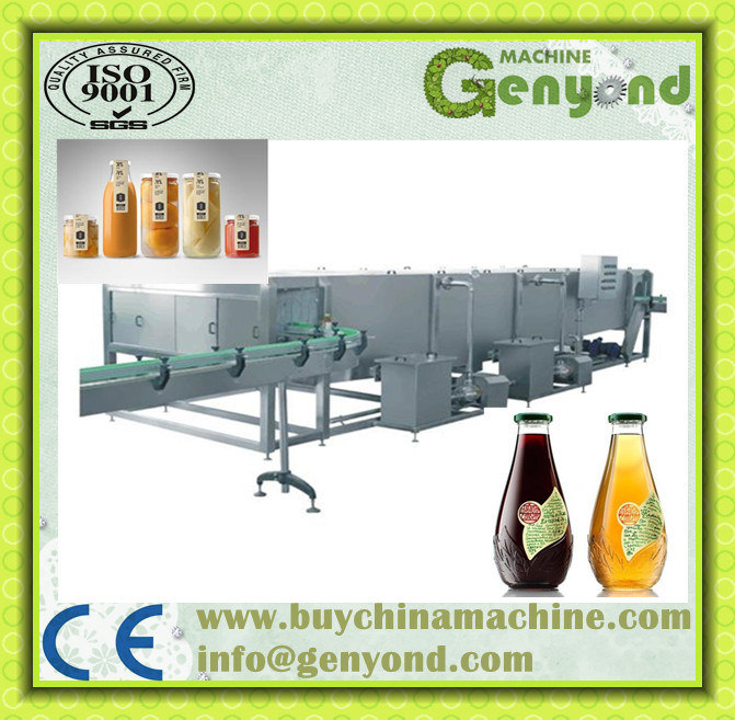 Steam Heating Hot Water Spray Type Sterilizer