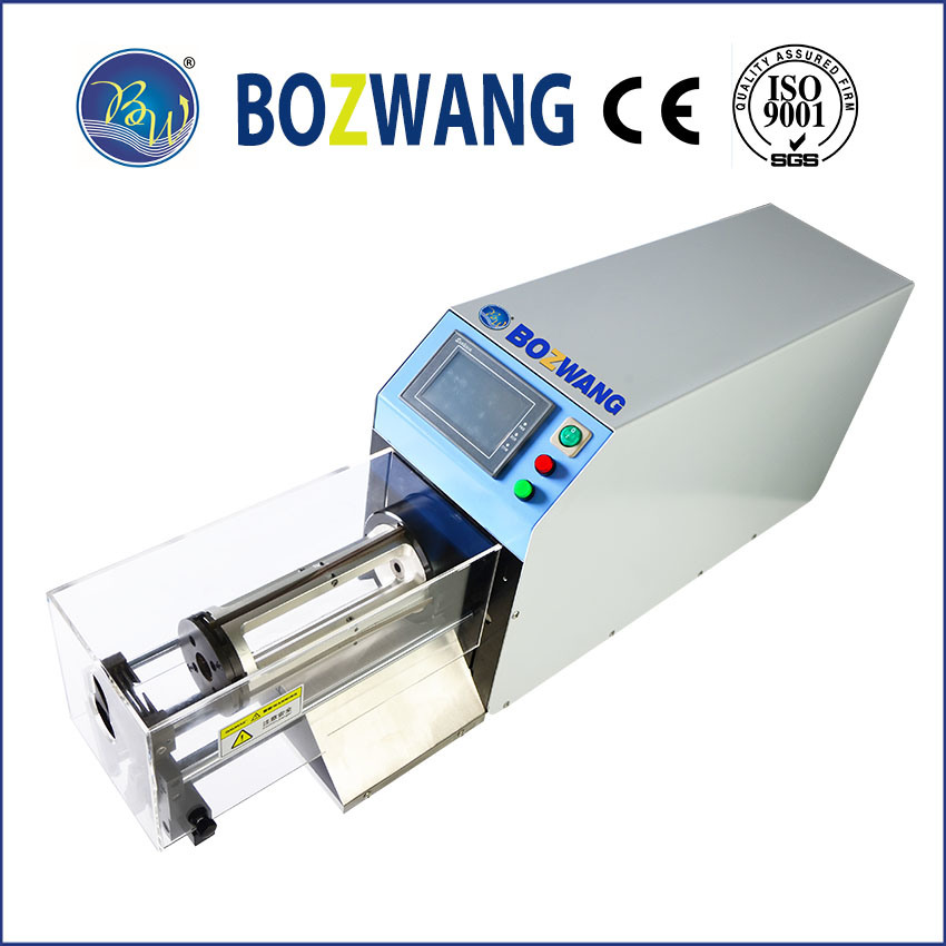 Computerized Coaxial Cable Stripping Machine with Big Type