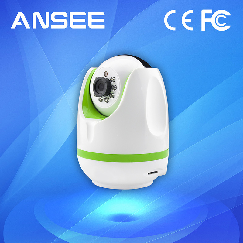 Smart PT IP Camera for Home and Business Alarm System and Video Surveillance System