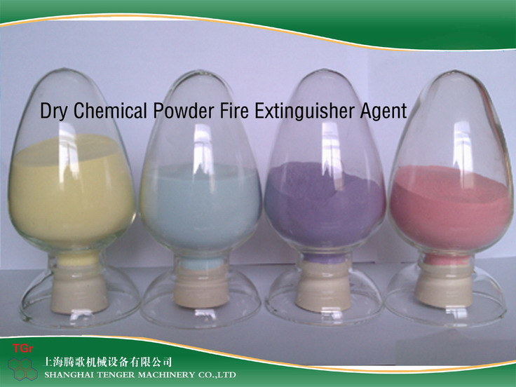 En615 ABC Dry Chemical Powder