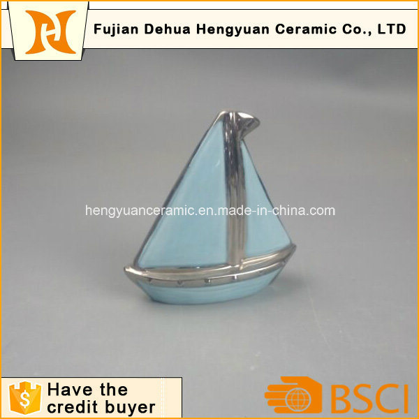 Blue Ocean Series Small Sailing Gift Decoration