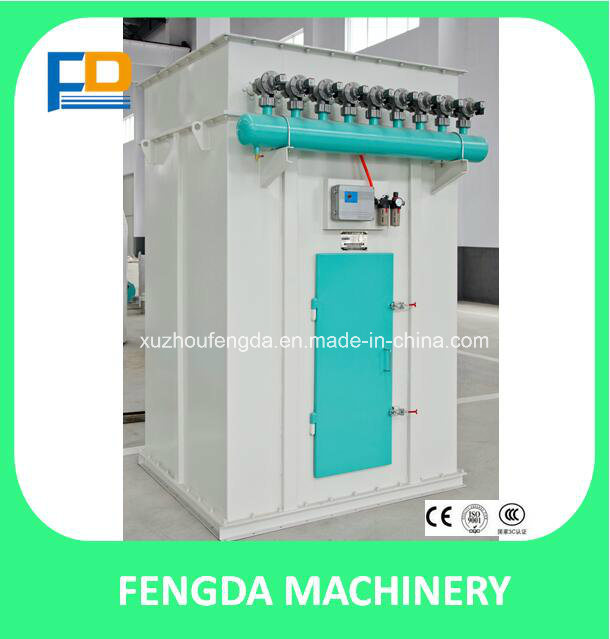 Square Pulse Dust Collector (TBLMFa6) for Animal Feed Cleaning Machine