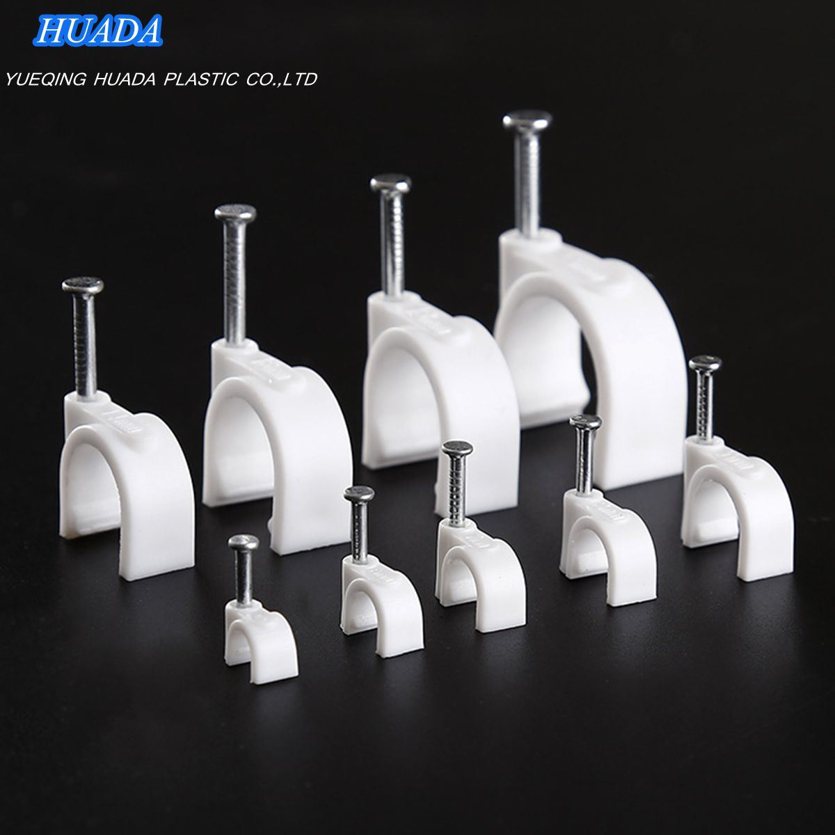 High Performance Attractive Price Twist Plastic Cable Clips/Clamp