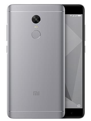"N0te 4X Octa Core Smart Phone 5.5"" FHD 3GB RAM 32GB ROM 13MP Fingerprint Miui 8.1 Ota Gold"