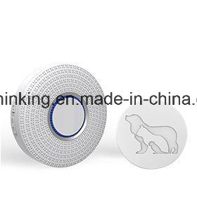 Stylish Modern Design Doorbell for Your Dog and Cat, Training Your Pet Ring The Doorbell