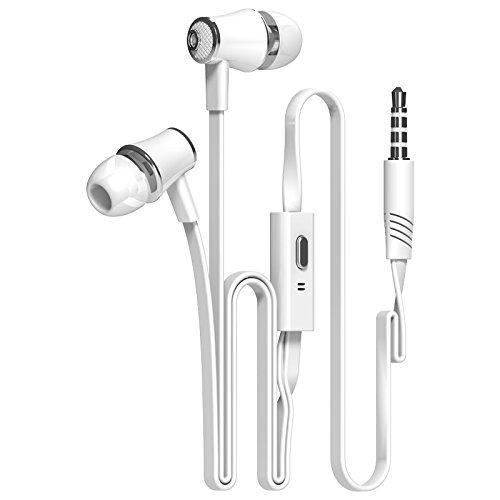 Dynamic Clear Bass Ergonomic Comfort-Fit Multipurpose Handsfree Mobile Earphone