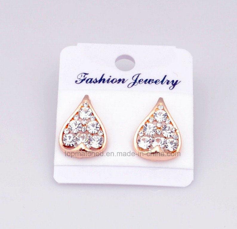 Aretes Dijes Pendientes PARA Dama Water Drop fashion Charm Stud Earrings Fashion Jewelry
