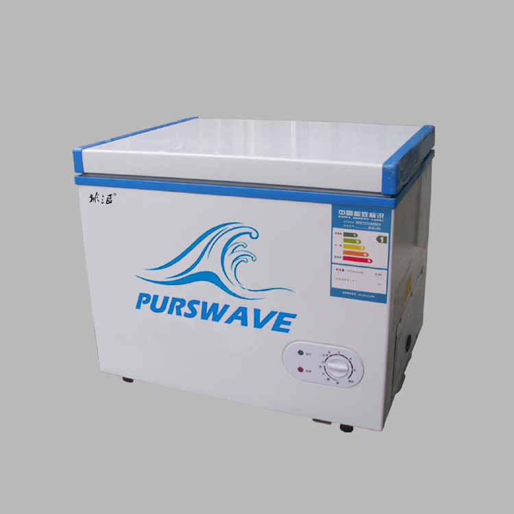 Purswave Bd/Bc-80 80L Vehicle DC Portable Refrigerator by Compressor for Camping 12V24V220V110V-20degree Powered by Solar by Battery