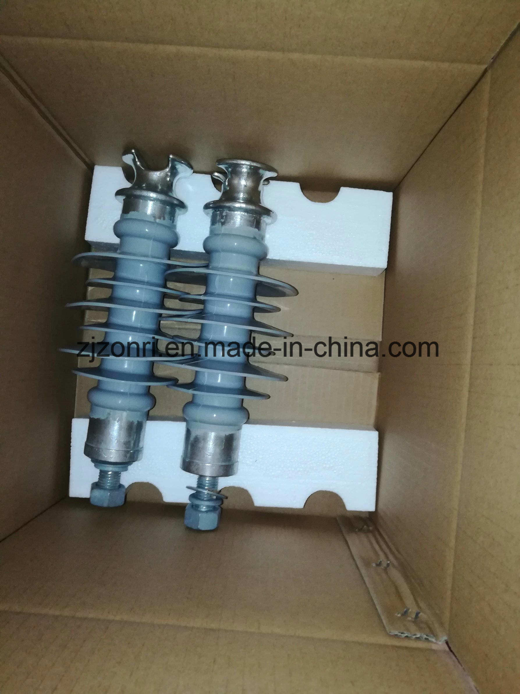 Wholesale High Voltage Fpq 11kv - 33 Kv Pin Type Composite Insulator
