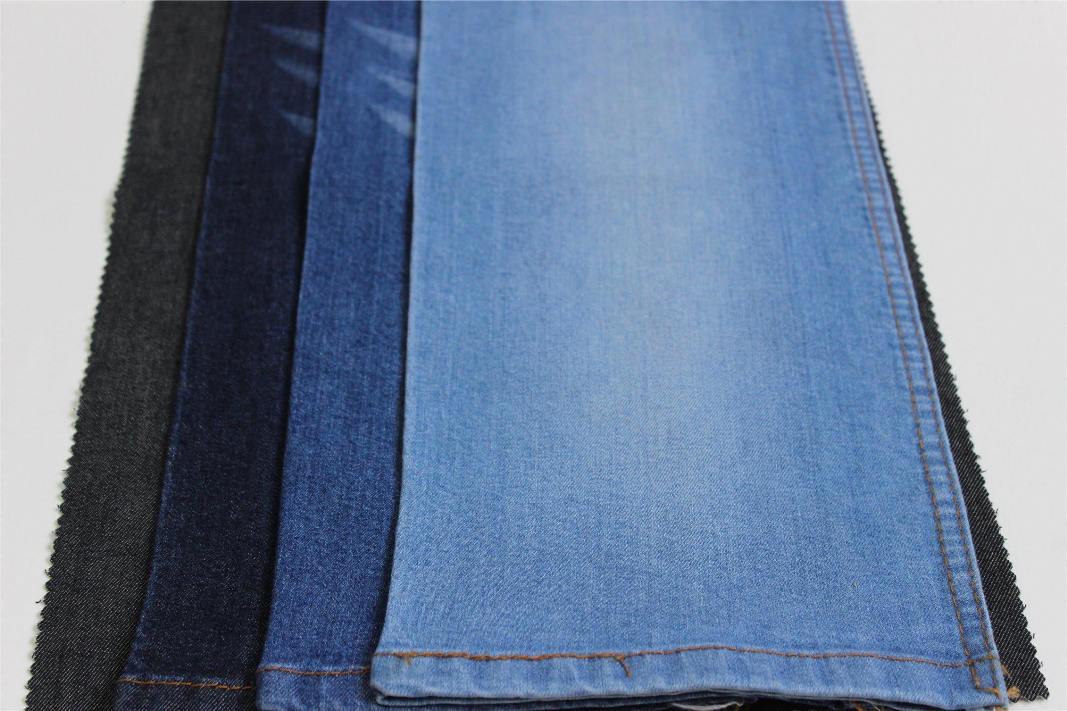 Cotton Spandex Denim