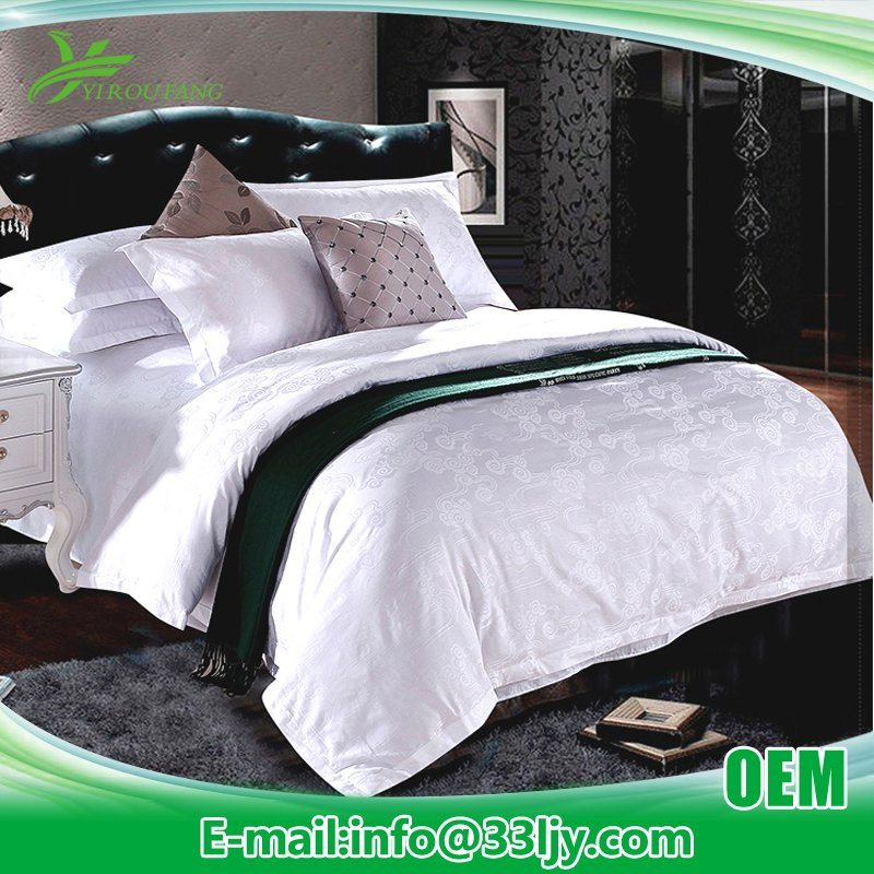 Comfortable Luxury 400 Thread Count Duvets Set with Jacquard