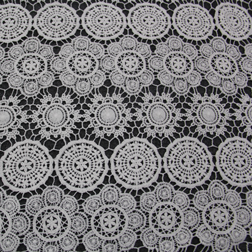 New Style Cotton Chemical Lace Fabric