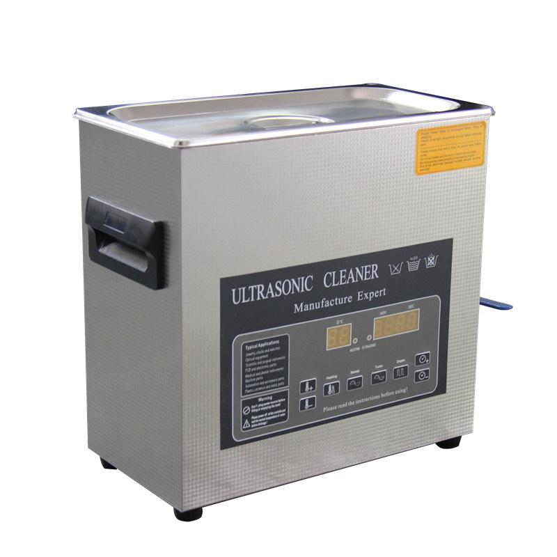 Tense Ultrasonic Cleaning with Degas Function/ Heating/ Adjustment Power (TSX-180SS)