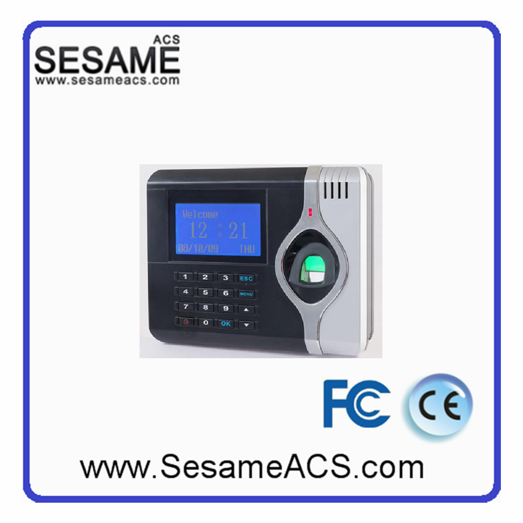 80000 Records Access Control with Fingerprint (SOTA710C)