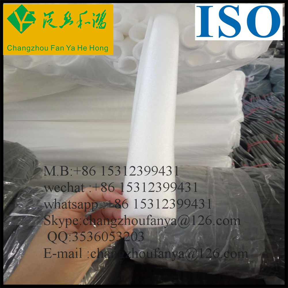 EPE Foam Pipe Protection Materials