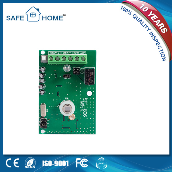 Small Wired PIR Motion Detector
