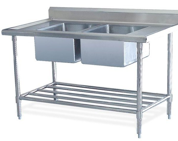 commercial kitchen shelves