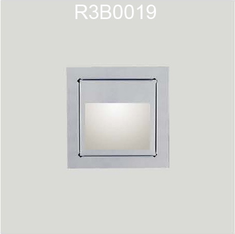 Internal Recessed Wall Lights : China LED Interior Step Light / Recessed Wall Lamp (R3b0019) Photos & Pictures - Made-in-china.com