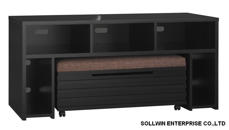 China Wooden TV Stands (WTS1004)   China Wood Tv Stand, Wood Tv Unit