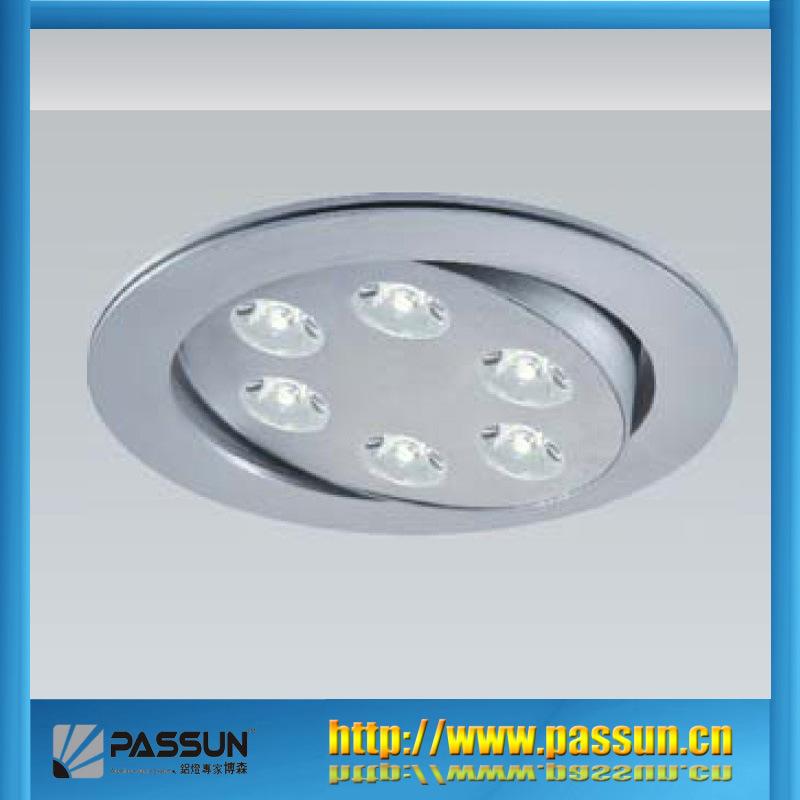High ceiling led lighting china 12 1w high power led for Led lights for high ceilings