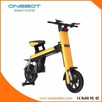 Onebot New Bike Electric Scooter E Scooter Different Colors Bike Citycoco