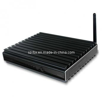 Fanless Mini Computer (F-101)