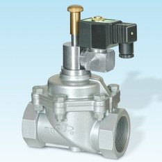 Normally Open Solenoid Valves for Gas Detector (CA9F-E)