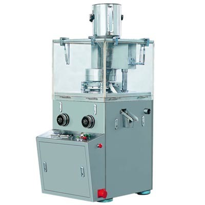 Rotary Tablet Press Machine (ZPW-17)