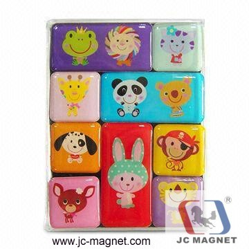 Hot Sale Polyresin Fridge Magnet