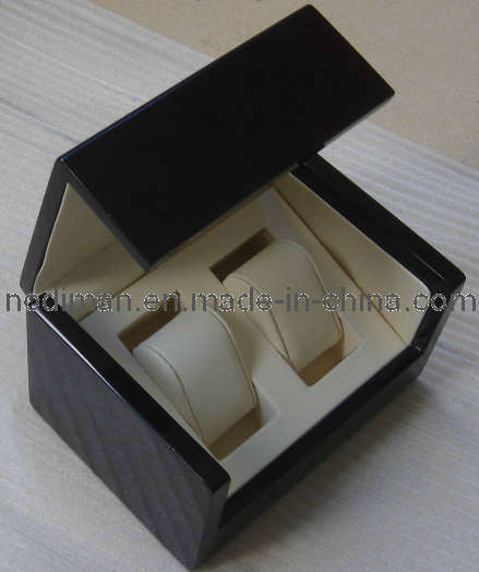 Smart Glossy Wooden Watch Packaging Box (NW8)