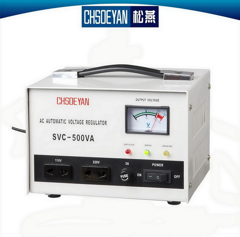 China Svc Servo Stabilizer Svc 0 5kva China Automatic