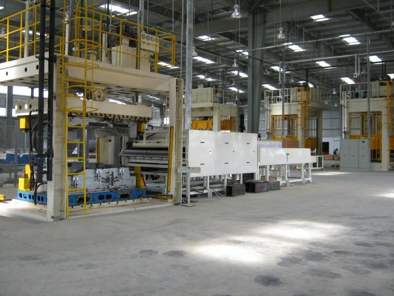 Fortune Automatic Feeding Independent Manipulator Transfer IR Heating Equipment