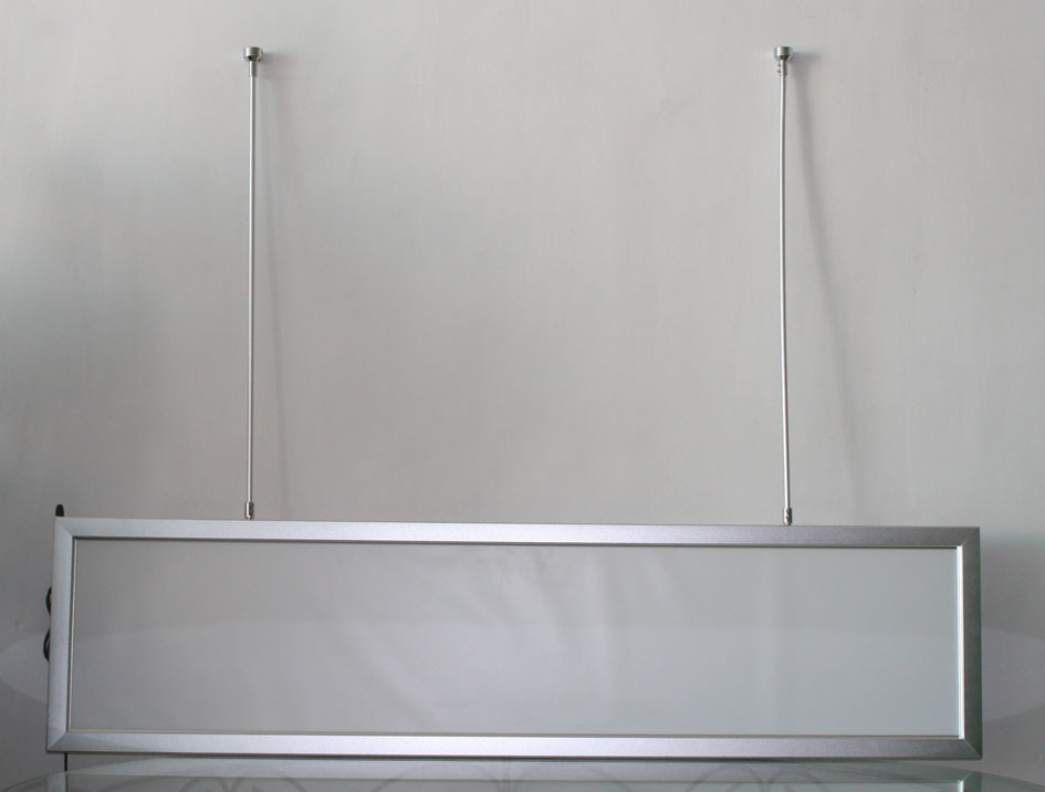 Aluminum box frame