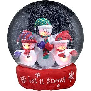 Electric Snow Globe http://www.made-in-china.com/showroom/magicallisa/product-detailrqIJVzwUaoYR/China-Inflatable-Christmas-Snow-Globes.html