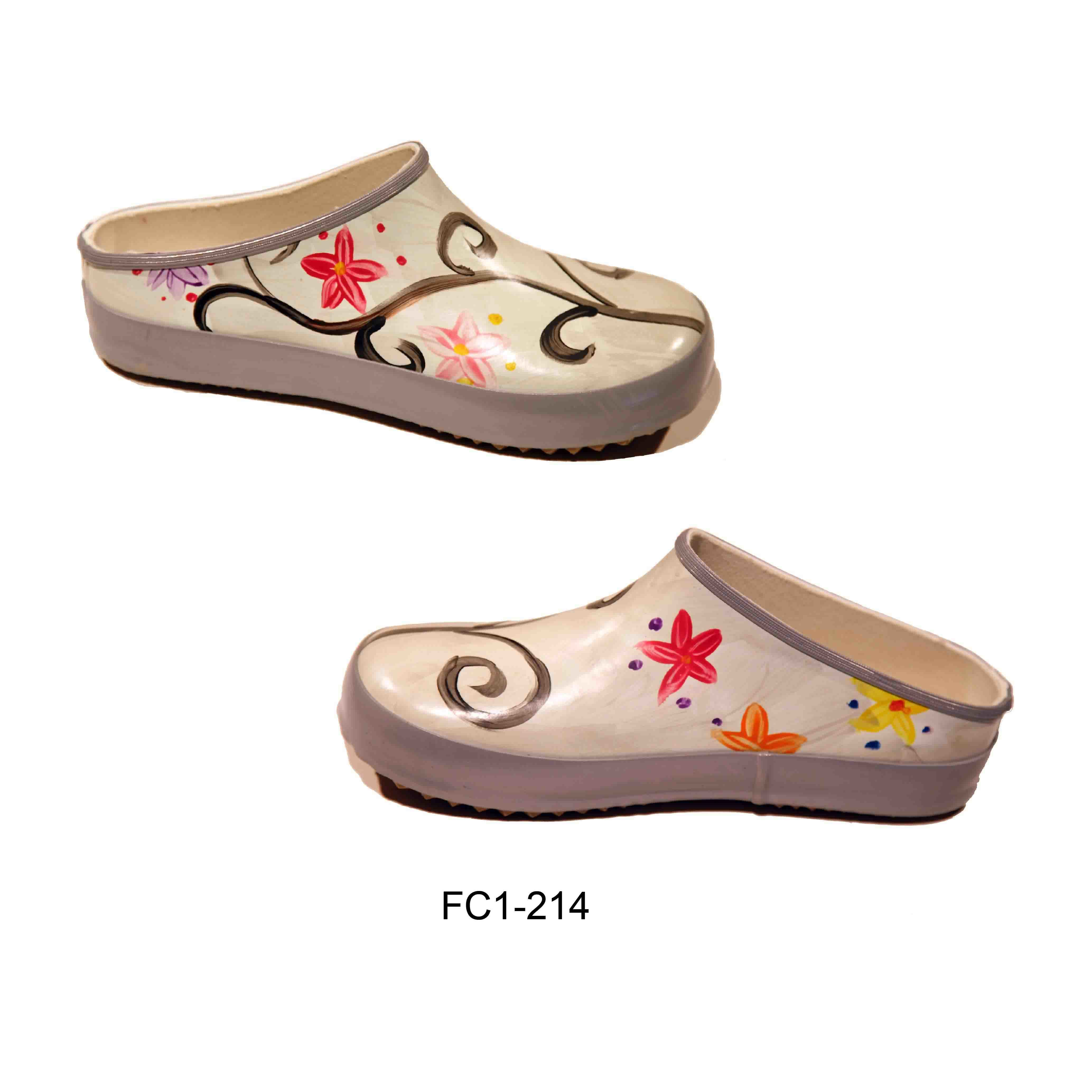 Hand Painted Rain Boots for Women (FC1-214