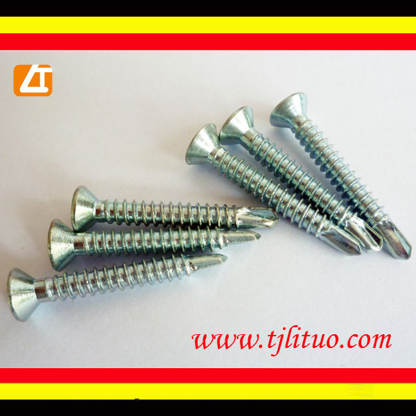 Good Quality, Competitive Price, Double Countersunk Chipboard Screw