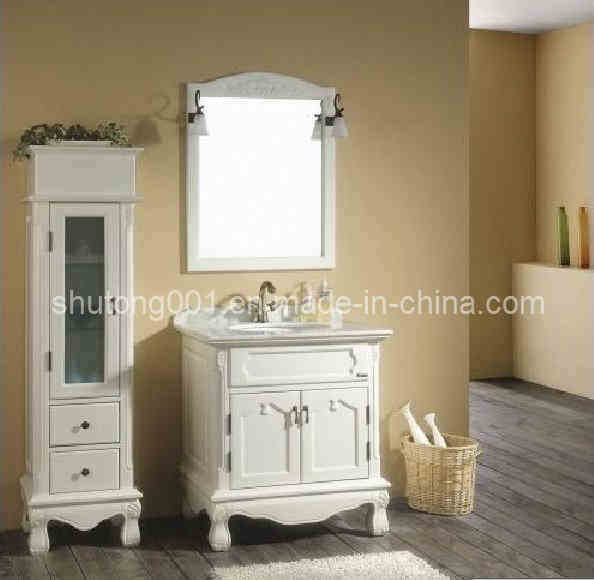 Home design interior monnie vintage bathroom vanities for Bathroom vanities vintage style