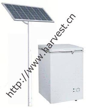 CE Approved 12V 24V Solar Freezer