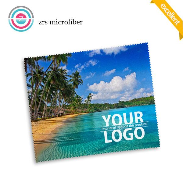 OEM Custom Logo Microfiber Lens Cloth