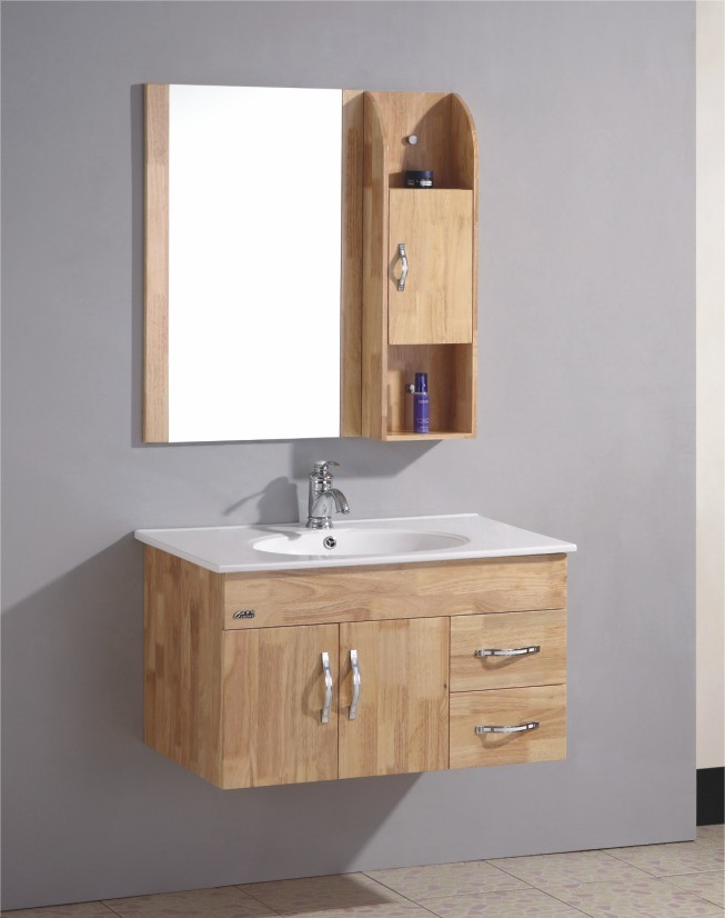 wall mount oak bathroom cabinet omq 8016 china wall mount oak